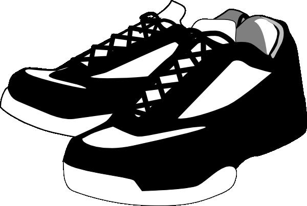 Shoe clipart footwear #10