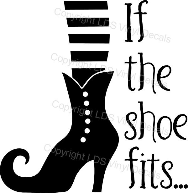 Shoe clipart halloween #10