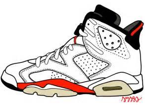Shoe clipart jordan 11 11 Infrared Shoe Clip Jordan