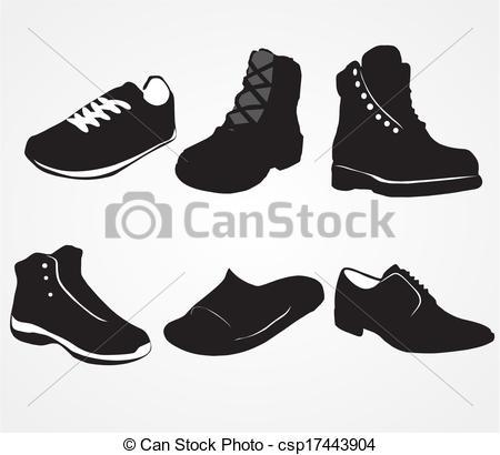 Shoe clipart men's shoe #13