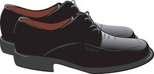 Shoe clipart men's shoe #7