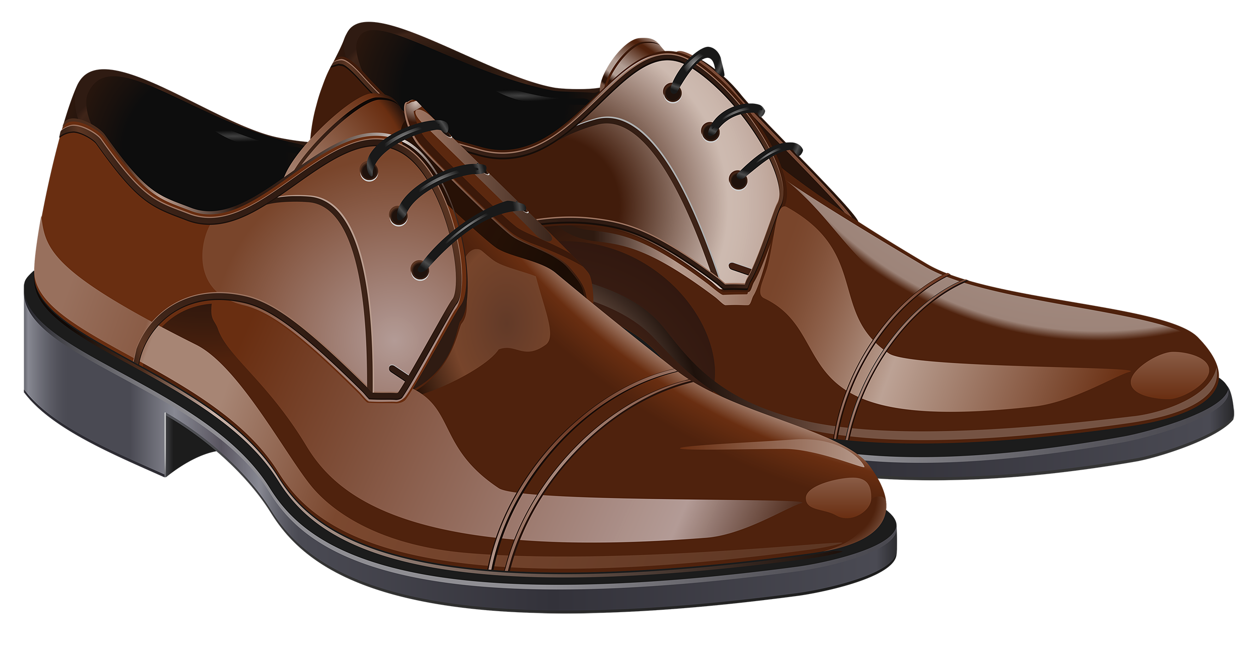 Shoe clipart men's shoe #12