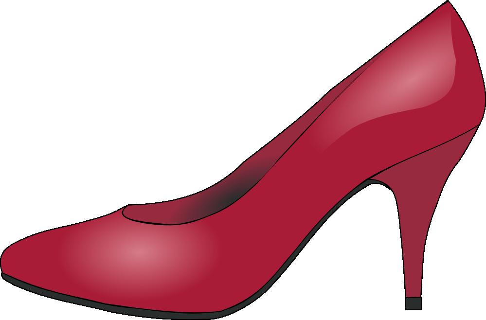 Shoe clipart one Shoe Art Library Clip 2014