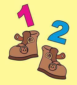 Shoe clipart one Buckle With #1 With Shoe