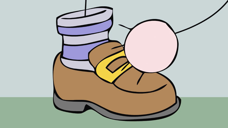 Shoe clipart one School two Counting songs songs: