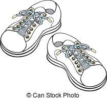 Shoe clipart preschool #7