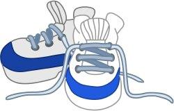 Shoe clipart preschool #14
