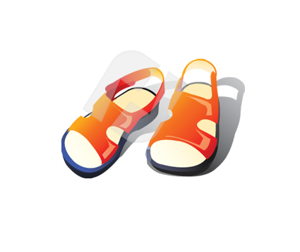 Sandal clipart footwear Clipart free clipart Sandals free