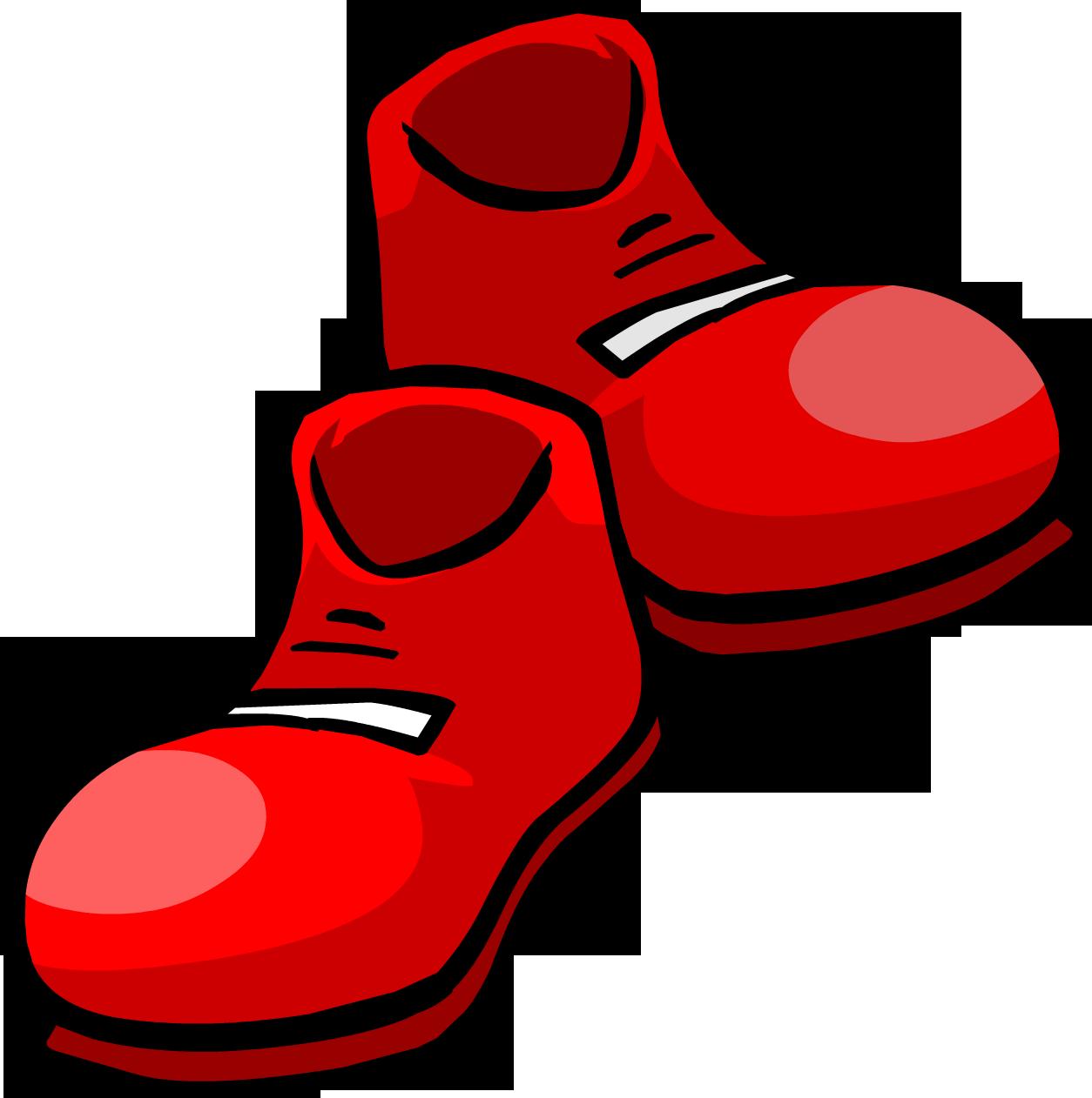 Shoe clipart sapatos #7