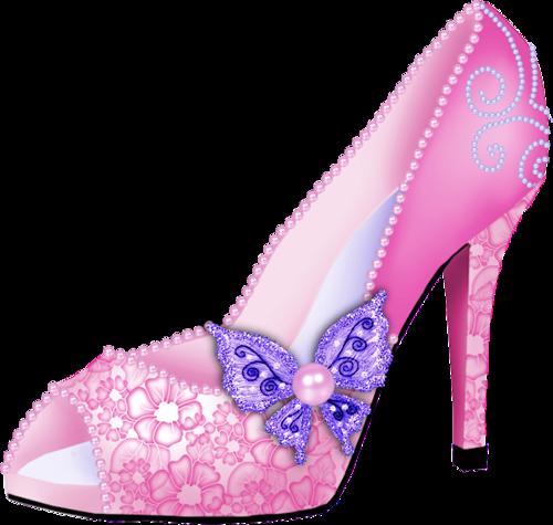 Shoe clipart sapatos #5
