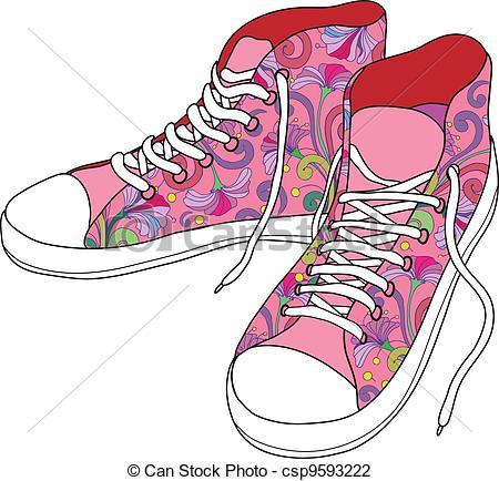 Shoe clipart sapatos #6