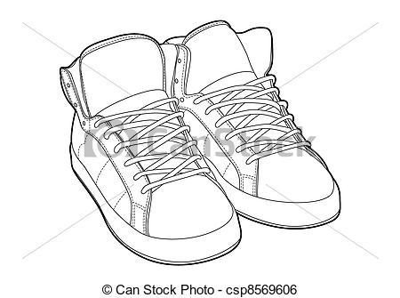 Shoe clipart sapatos #9