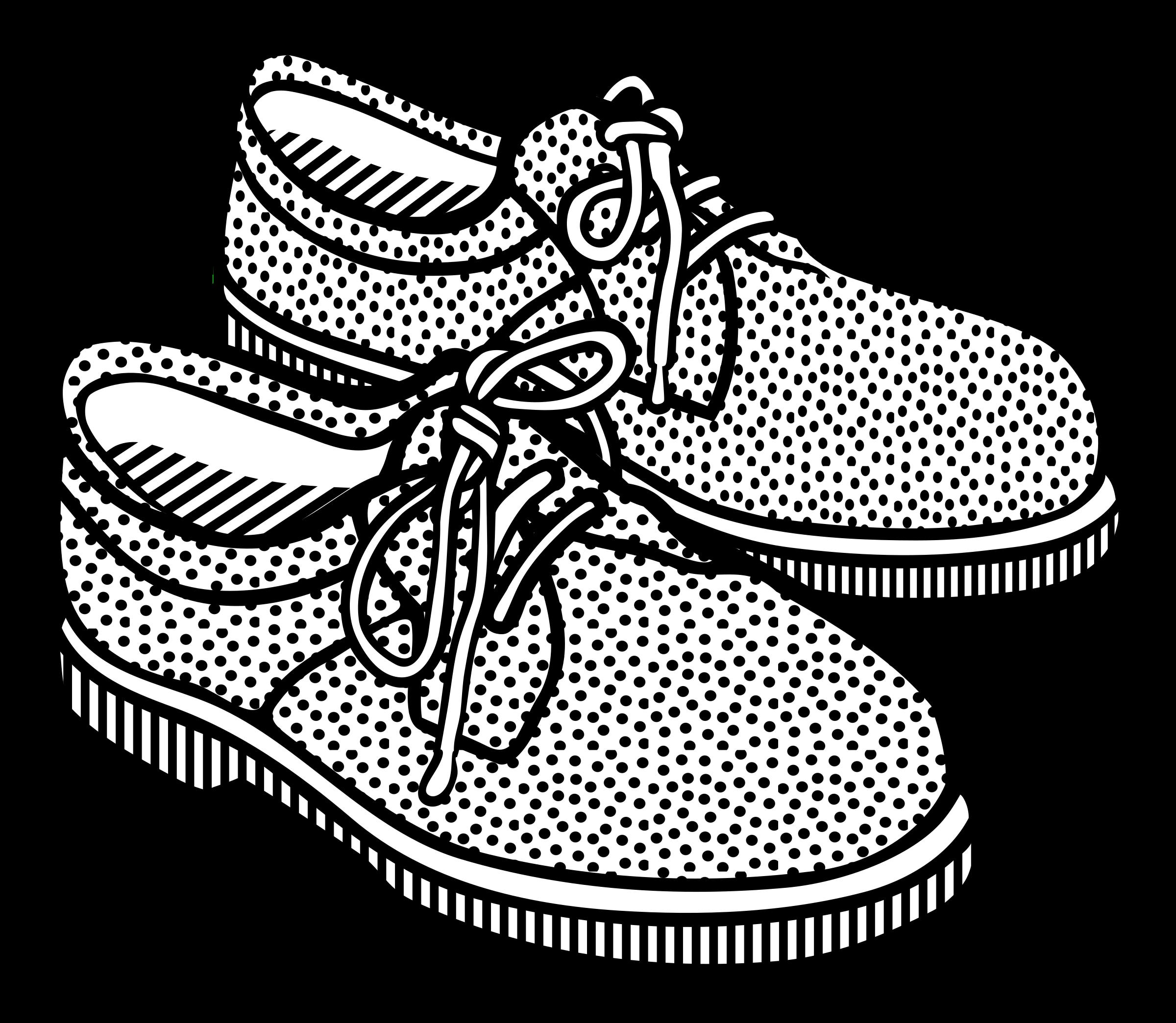 Adidas clipart school shoe (3368) — Free Clipart Clipartwork