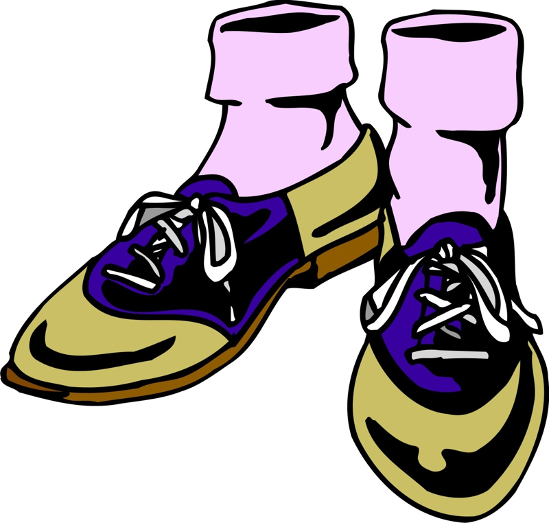Shoe clipart shoe sock Sock a a a a