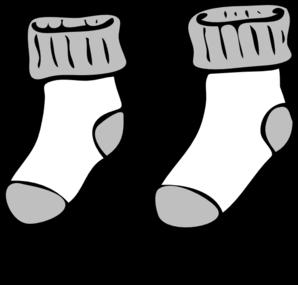 Shoe clipart shoe sock Art free Clip  Art