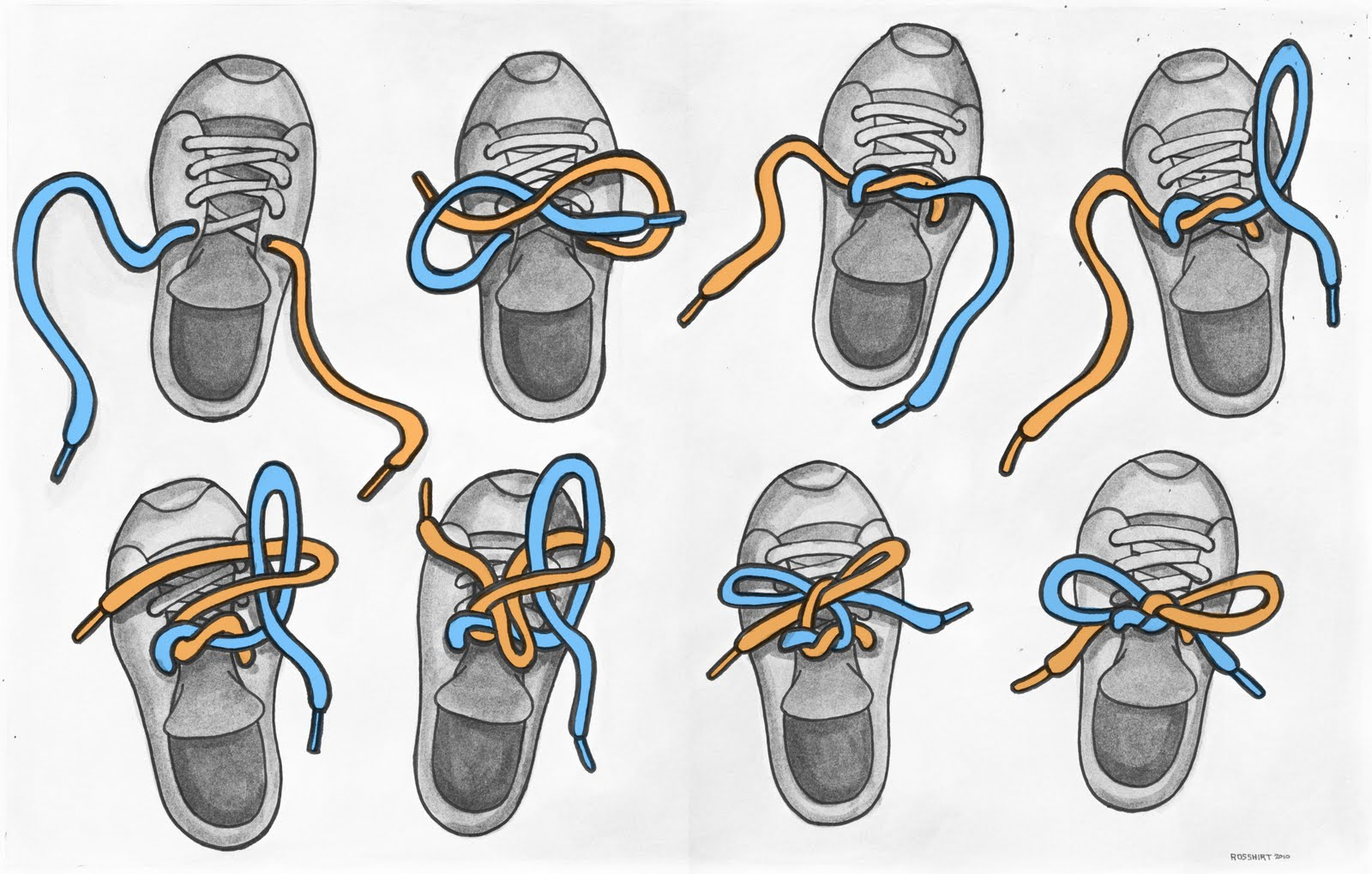 Shoe clipart tied How Reible Your Rose Shoes