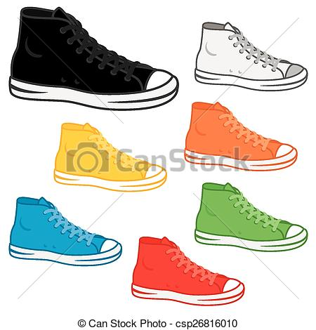 Shoe clipart variety #1