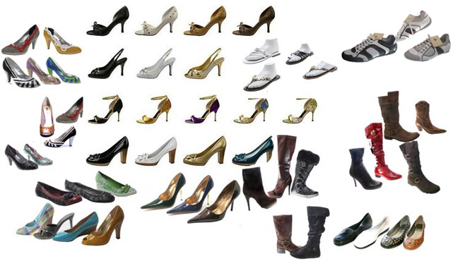 Shoe clipart variety #5