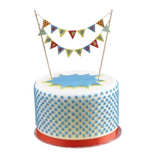 Shoot clipart crna Cake Party Bunting Mixed Birthday