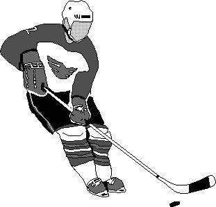 Shoot clipart hockey Hockey Pinterest Free Animations on
