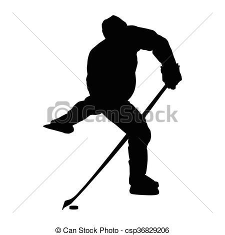 Shoot clipart hockey Clipart  hockey Ice on