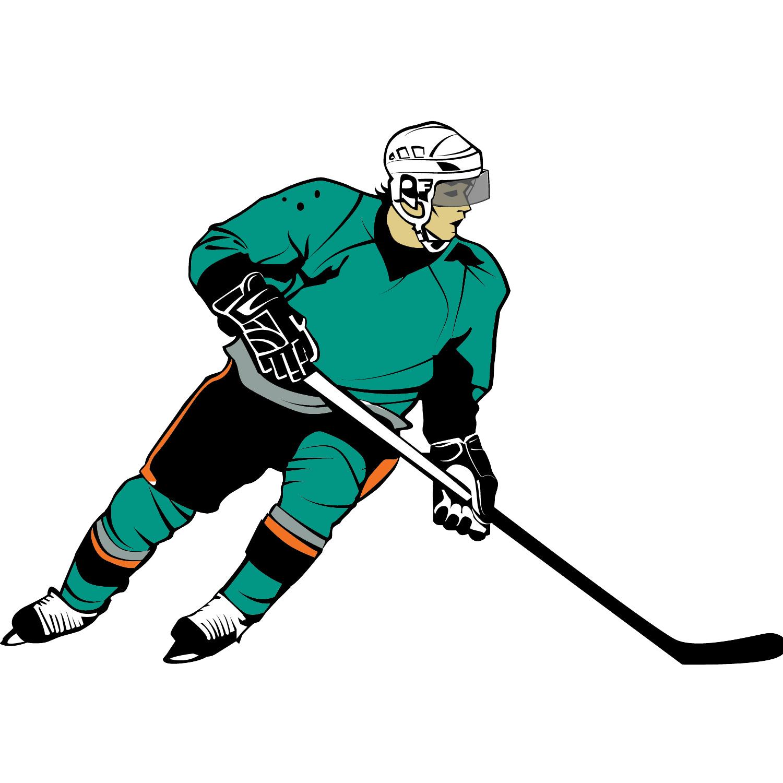 Shoot clipart hockey Hockey Cliparts Shooting Zone Sports