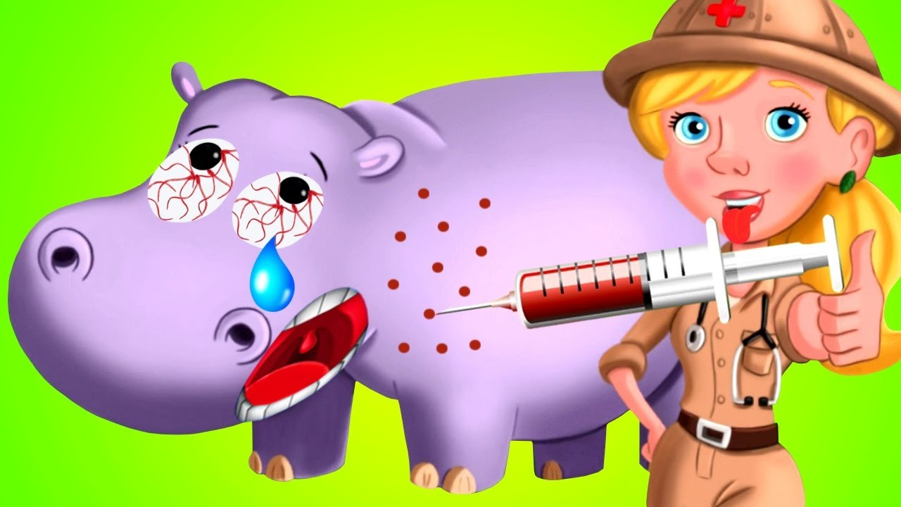 Shoot clipart kid doctor For Kids Animals Doctor Games