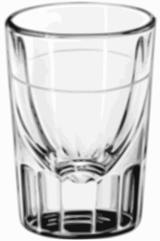 Shoot clipart shot glass File:Shot Commons Glass svg Wikimedia