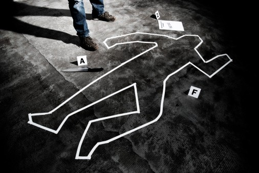 Shooter clipart crime Was City to person dead