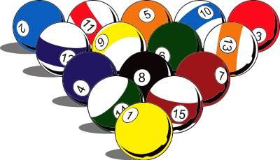 Billiard Ball clipart pool tournament  Collection ball Billiards billiards