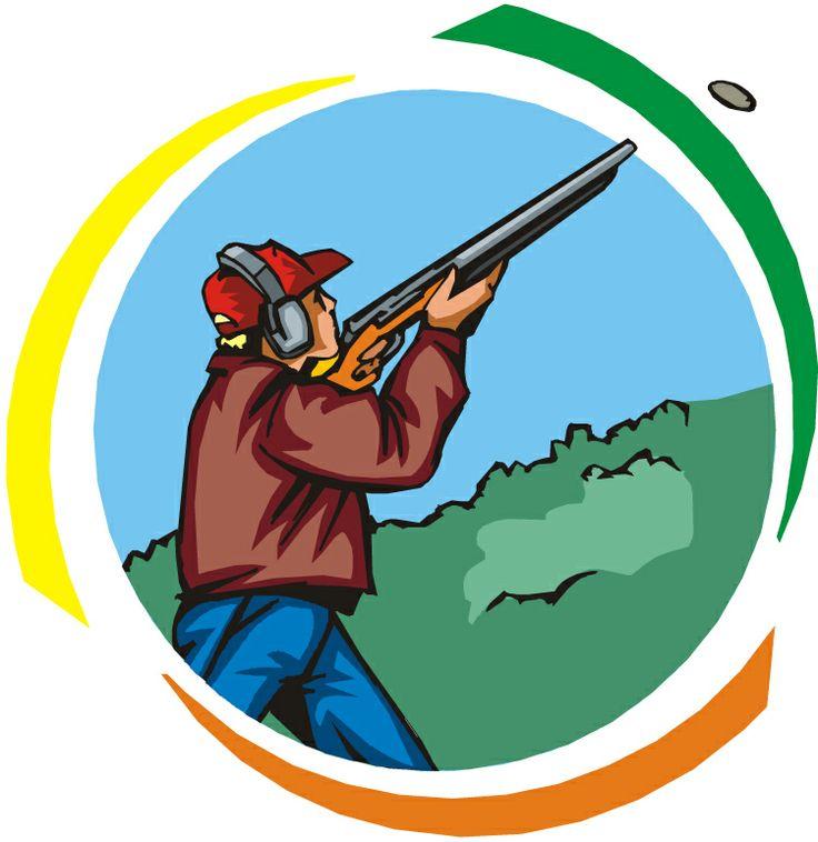 Shooter clipart skeet shooting Skeet images Pinterest Shooting! best