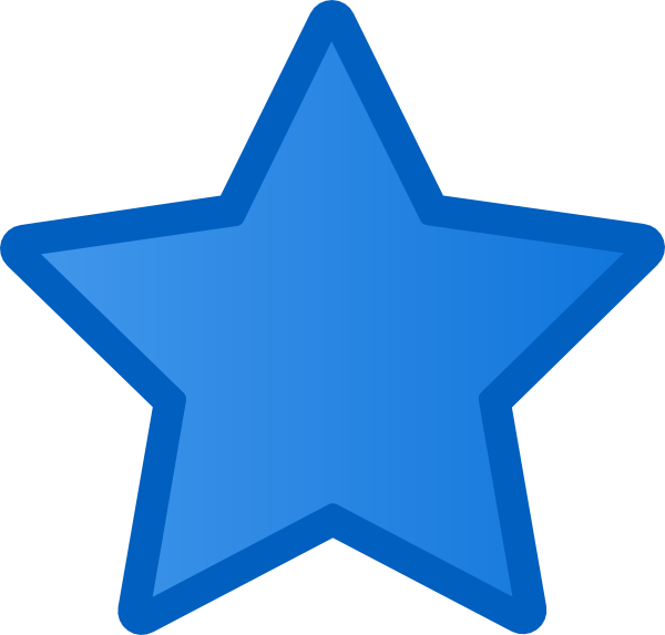 Iiii clipart star Star Shooting clip art compdclipart