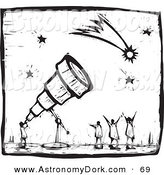 Shooting Star clipart comet And a Astronomy Stars to