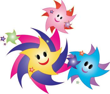 Shooting Star clipart dancing star Dancing Twinkle images Pin Star