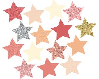 Shooting Star clipart glitter star Clipart Silver Glitter Clipart Clipart