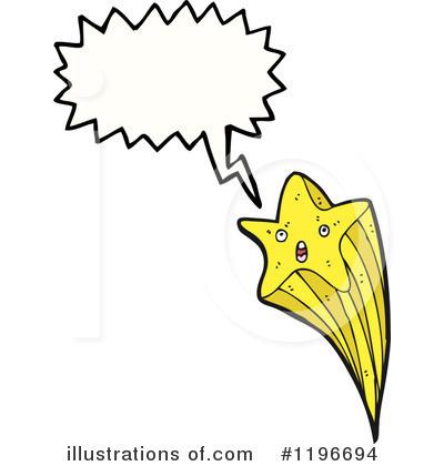 Shooting Star clipart illustration Illustration lineartestpilot Clipart Star lineartestpilot