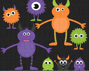 Shooting Star clipart kindergarten Monster Clip Little clipart Stars