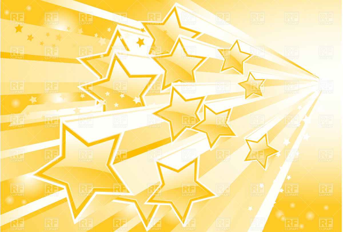Background clipart star #4