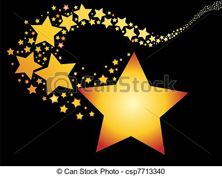 Shooting Star clipart star trail 4700 you Star Download Clip