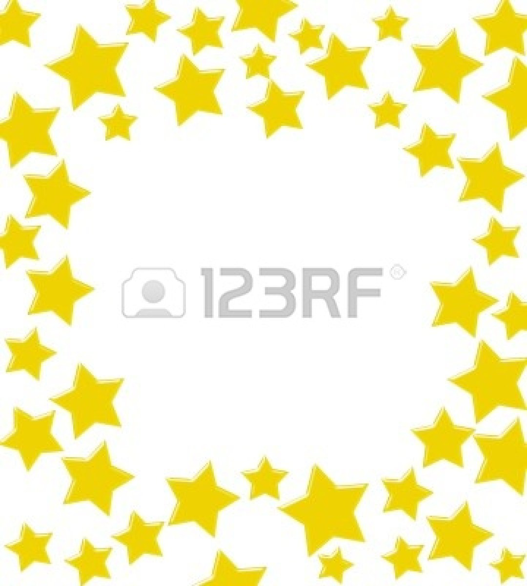 Background clipart star #1