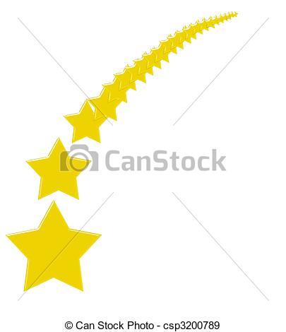 Shooting Star clipart wishing star Star on a Wishing stars