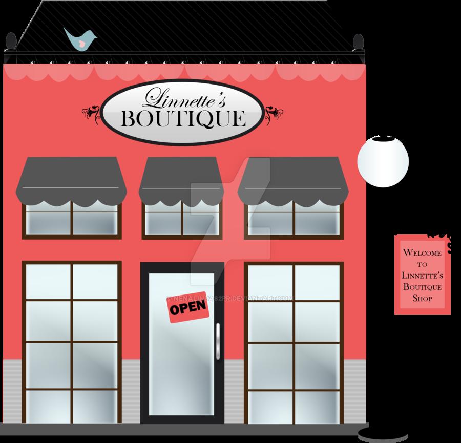 Shop clipart DeviantArt Boutique by Shop nenalinda82pr