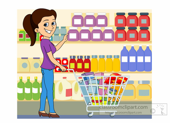 Cart clipart food shop At Clipart Graphics Size: Free