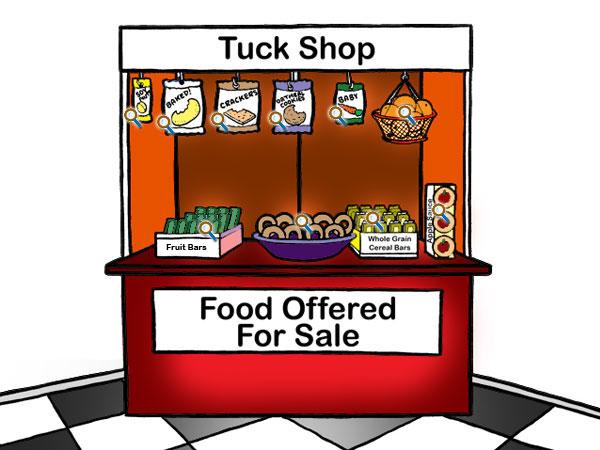 Cafeteria clipart tuckshop Expanding! Margaret  Avenue Tuck