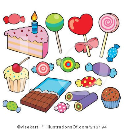 Candy Bar clipart candy store Candy illustration Shops Candy 107