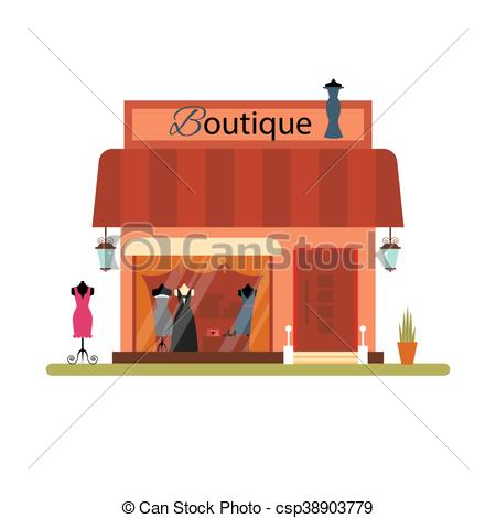 Shop clipart cloth Icon background isolated  Market