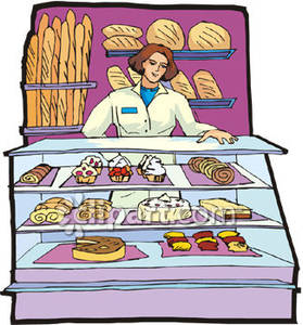 Display clipart bakery Bakery Royalty Picture In Clipart