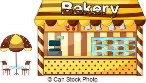 Display clipart baker  a Graphics art bakery