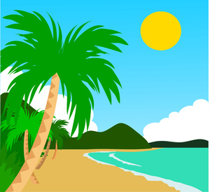 Shore clipart Download Waves background Art