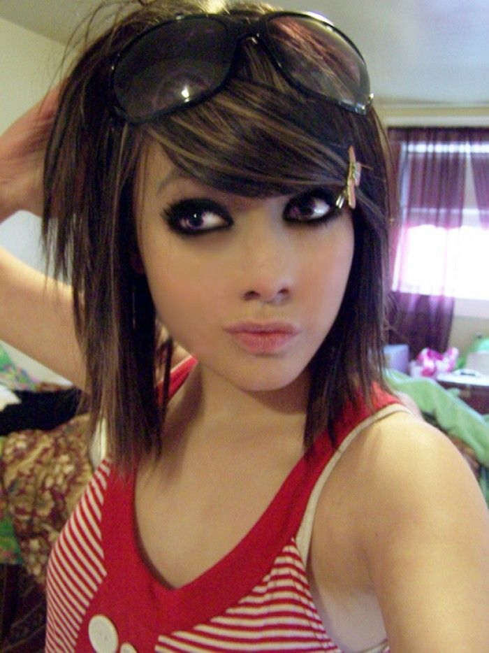 Short Hair clipart hairstyle Find Best emo on about